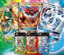 "Pokemon cards Sun&Moon ""Starter deck 3 type set"" 3Box / Korean Ver"