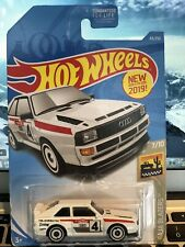 HOT WHEELS AUDI 84
