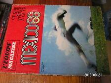 1µ??  Revue L'Equipe Magazine n°24   J.O de Mexico 1968