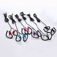 Running Jogging Stereo Earphones In Ear Sport Headphones Headset With Mic Lot