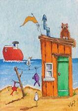 Watercolour Artist Multi-Colour Art Paintings