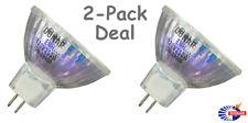 2pc Singer Projector Slide 3100 3200 CARAMATE - 3260 CARAMA - ENH 120V lamp bulb