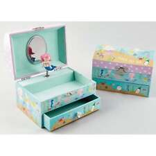 Floss & Rock Glittery Mermaid Jewellery Box by Floss and Rock