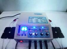 New Digital Therapeautic Electotherapy 4Ch Physical therapy Pulse Massager Unit%