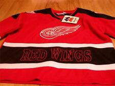 DETROIT RED WINGS CHILDS RED JERSEY NEW W/ TAGS (FREE SHIPPING CANADA ONLY)