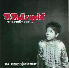 P.P. ARNOLD - THE FIRST CUT - ISANCTUARY LABEL - 28 TRACKS - U.K. CD