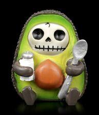 Furry Bones Figurine - Hass Avocat - Fantaisie Mignon Monster Cadeau Décoration