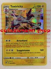 Carte gioco singole collezionabili Pokémon lampo rari
