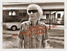 JOHNNY WINTER 1967 TEXAS , A YOUNG JOHNNY WINTER RIGHT BEFORE FAME, CLASSIC 5x7