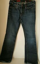 Woman's AG Adriano Goldschmied Jeans Med wash The Kiss sz 28X31 bootcut
