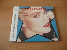 Maxi CD Madonna - Holiday / Everybody - 1990 - RARE