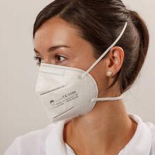 10 Stk. FFP2 Maske Kopfband / GL001A SPRO Medical (CE 0194 - zertifiziert) EN149