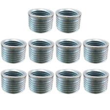 Time Sert 01271 1/8-27 Taper Pipe Zinc Insert - 10 Inserts