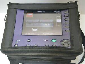 Acterna MTS 5000e 5000 FIBER TESTER JDSU Viavi w/ 5026VSR 5026 VSR Module