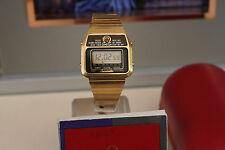 Omega memomaster 1632 Calibre 1978 20 Micrones Oro Ref st382.0801 Rara!