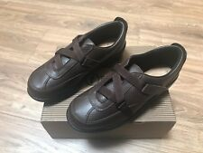 ORTHOFEET Orthotic #88121 ALEXANDRIA Women's Comfort Z-STRAP BROWN Shoes Sz 10 M