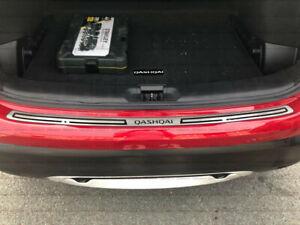 für Nissan Qashqai J11 Zubehör Teile Auto Schutz Einstiegsleisten Stoßstange 19