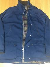 Barbour Mens XL 56in Freedom Endurance Oversized Country Waterproof Jacket GC