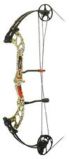 New 2016 PSE Stinger X Compound Bow 70# Right Hand Desert Tan Camo