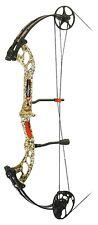 New 2016 PSE Stinger X Compound Bow 70# Right Hand Desert Tan Camo