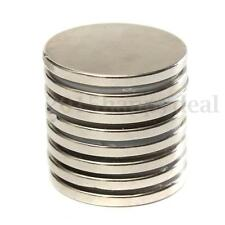 10PCS N52 Super Strong Round Magnets 30 mm x 3 mm Disc Rare Earth Neo Neodymium