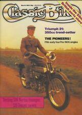 March Classic Bike Transportation Magazines in English