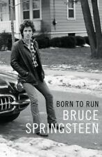 Born To Run von Bruce Springsteen (Buch) NEU