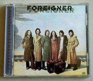 Foreigner - Foreigner Self Titled 2002 Digitally Remastered CD + 4 Bonus Tracks