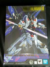 New Bandai Tamashii METAL BUILD STRIKE FREEDOM GUNDAM SOUL BLUE VER