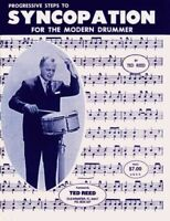 Progressive Steps to Syncopation for the Modern Drummer, Paperback by Reed, T...