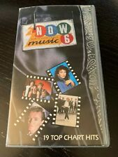 Now that's what I call Music 6 VHS VIDEO