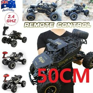 50CM RC Car 4WD Monster Truck Off-Road Vehicle 2.4G Remote Control Electric -1:8
