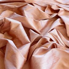"Iridescent Cashmere Dupioni Silk, 100% Silk Fabric 44"" Wide, By The Yard (S-151)"