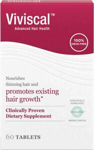 Viviscal, 60 tablets Advanced Hair Health EXP.03/2024 box damaged Price reduced