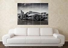 Gran Koenigsegg Ccx supercoche Auto Deportivo De Pared de arte cartel impresión de foto