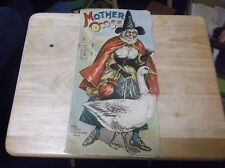 CR) RARE Mother Goose 1904 Illustrated