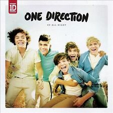 ONE DIRECTION (UK) - UP ALL NIGHT (NEW CD)