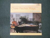 Clare Fischer Plays By and With Himself~1987 Jazz Piano~Discovery DS-934