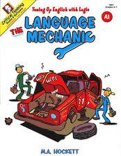 Language Mechanic  Tuning up English with Logic Gr 4-7 Grammar Critical Thinking