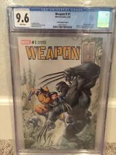 Weapon H #1 Crain Variant C - Incredible Hulk 181 Homage - CGC 9.6 NM+!!!