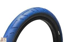 """DUO HIGH STREET 20"""" X 2.4"""" BLUE/BLACK/WALL WIREBEAD 65 PSI BMX BICYCLE TIRE"""