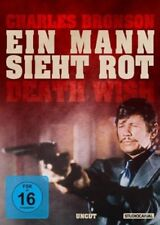 EIN MANN SIEHT ROT - DEATH WISH - UNCUT (Charles Bronson) DVD/NEU