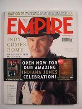 Empire Magazine May 2008 Indiana Jones The Kingdom Of The Crystal Skull Special