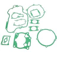 For Kawasaki KX125 1998-2000 Engine Cover Cylinder Head Top End Gasket Kit New