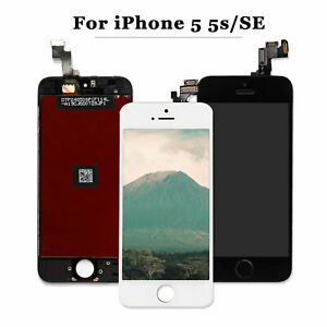 For iPhone 5 5s SE LCD Touch Screen Replacement Digitizer Display Assembly