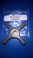 Mitchell modelli X200 & X400 STAR DRAG Manopola di regolazione. Mitchell ref # 8888095.