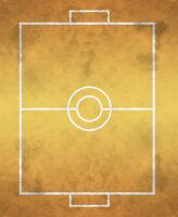 003 Pokemon Battle Field Stadium 2-PLAYERS CUSTOM DESIGNED PLAYMAT FREE SHIPPING