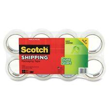 Scotch Heavy Duty Shipping Tape 8 Rolls