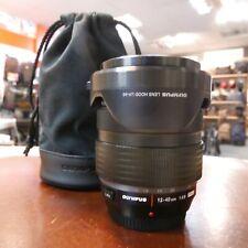 Used Olympus M Zuiko 12-40mm f2.8 lens - 1 YEAR GTEE