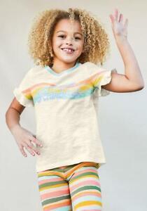 NWT Girls Matilda Jane Dream chasers Chasing Rainbows Tee Size 8 NEW